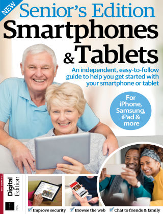 Senior's Edition Smartphones & Tablets 9th Edition