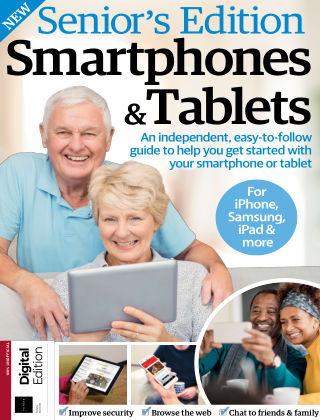 Senior's Edition Smartphones & Tablets Tenth Edition