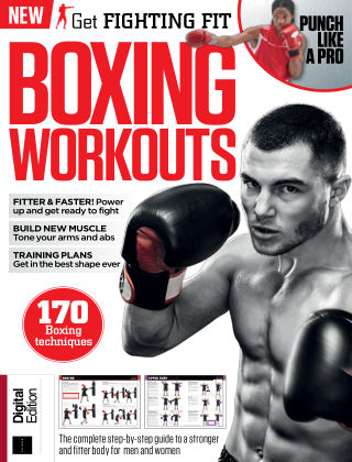 Get Fighting Fit Boxing workouts