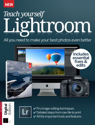 Teach Yourself Lightroom Fifth Edition