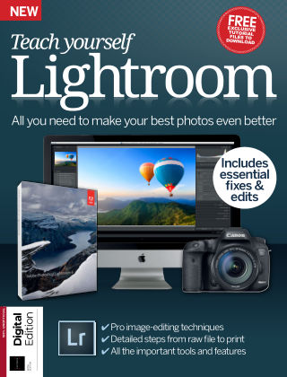 Teach Yourself Lightroom Sixth Edition