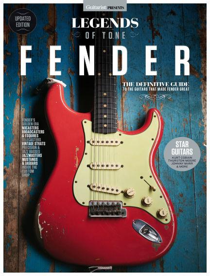 Legends of Tone: Fender February 13, 2019 00:00