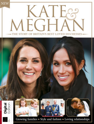 Kate & Meghan 1st Edition
