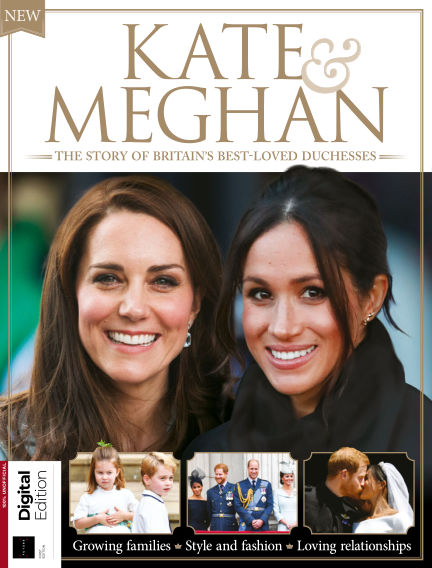 Kate & Meghan February 20, 2019 00:00