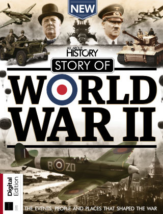All About History - Story of World War II 4th Edition