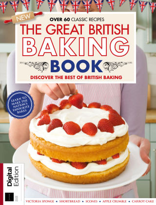 The Great British Baking Book 2nd Edition