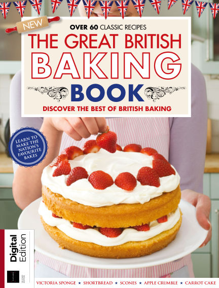 The Great British Baking Book February 26, 2019 00:00