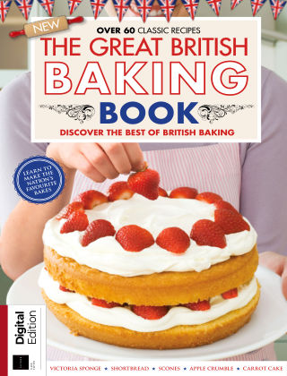 The Great British Baking Book 3rd Edition