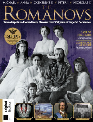 All About History Book Of The Romanovs First Edition