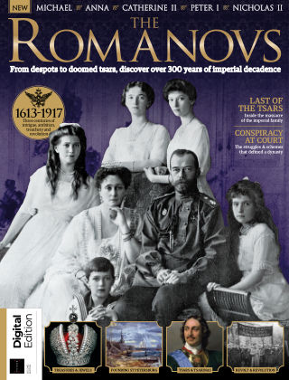 All About History Book Of The Romanovs 2nd Edition