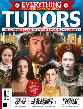All About History - Everything you need to know about Tudors 1st Edition