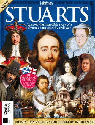 All About History - Book of the Stuarts 2nd Edition
