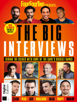 FourFourTwo: The Big Interviews 1st Edition