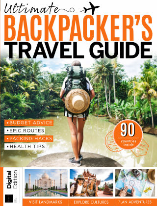 Ultimate Backpacker's Travel Guide 1st Edition