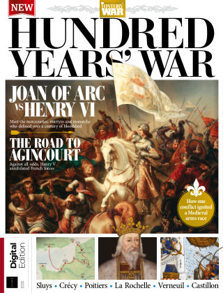 History of War - Book of the Hundred Years' War 2nd Edition