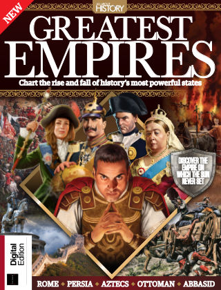 All About History - Greatest Empires 1st Edition