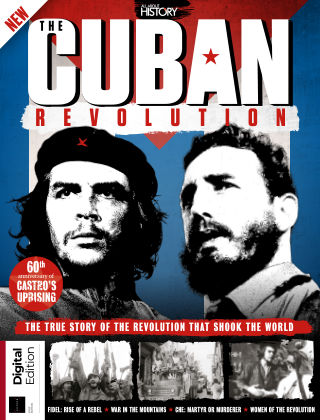All About History Book of the Cuban Revolution 1st Edition