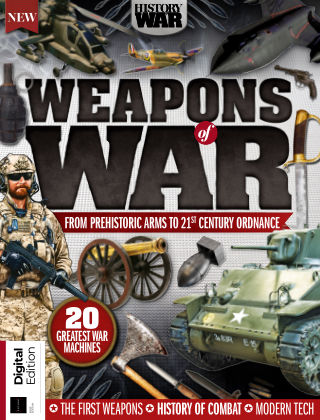 History of War - Weapons of War 1st Edition