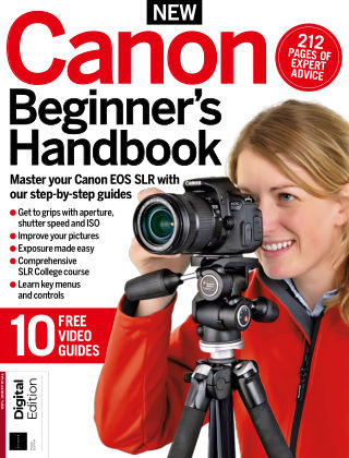 Canon Beginner's Handbook Third Editing