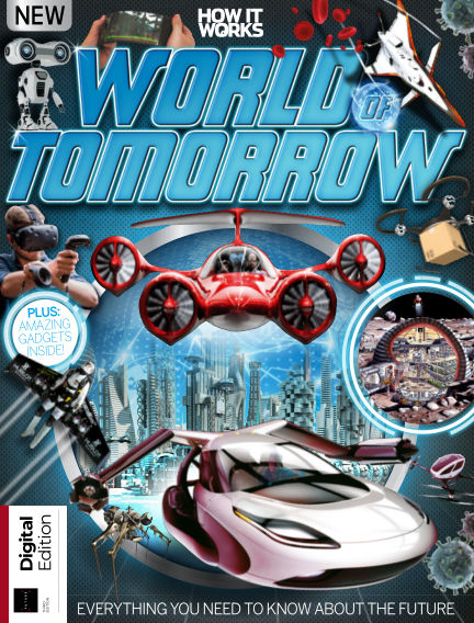 How It Works World of Tomorrow April 05, 2019 00:00