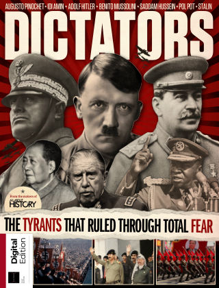 All About History Book of Dictators 1st Edition