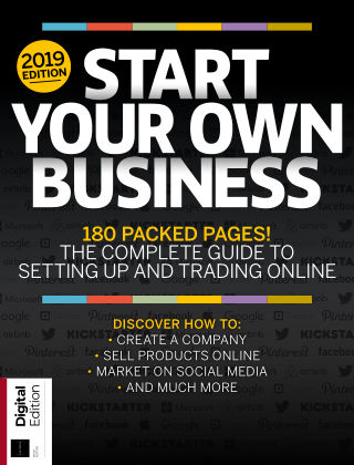 Start Your Own Business 2019 Edition