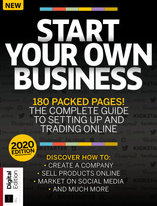 Start Your Own Business 2020 Edition