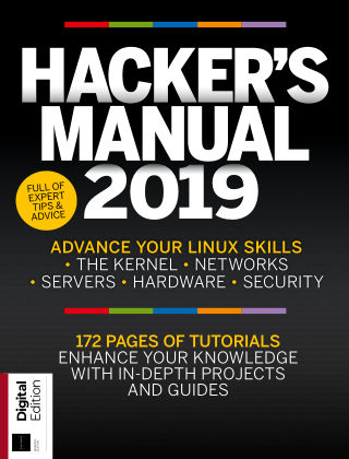 Hacker's Manual 2019 Edition
