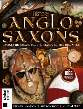 All About History Anglo-Saxons 1st Edition