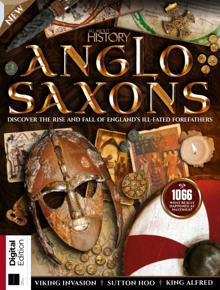 All About History Anglo-Saxons