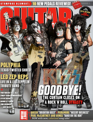 Guitar World March 2019