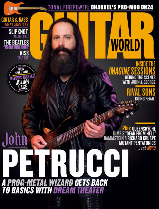Guitar World April 2019