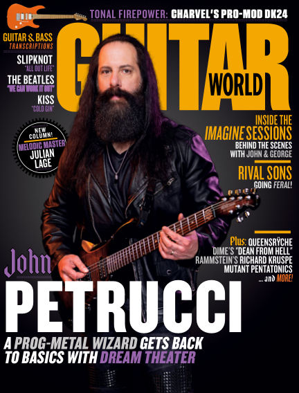 Guitar World March 01, 2019 00:00