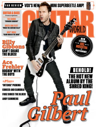 Guitar World November 2018