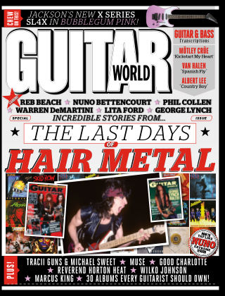Guitar World Feb 2019