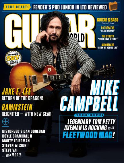 Guitar World November 01, 2018 00:00