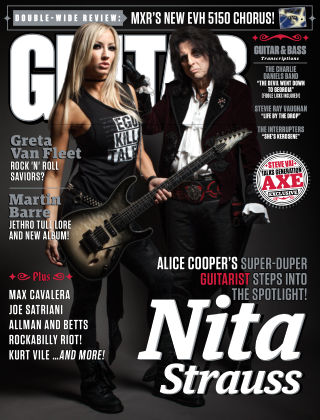 Guitar World December 2018