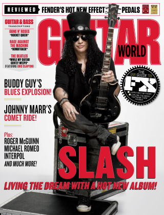 Guitar World October 2018