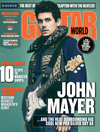Guitar World August 2018