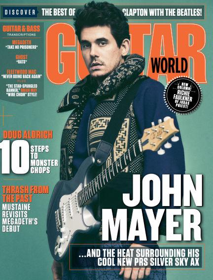 Guitar World June 01, 2018 00:00