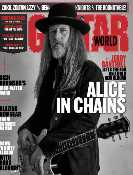 Guitar World July 01, 2018 00:00