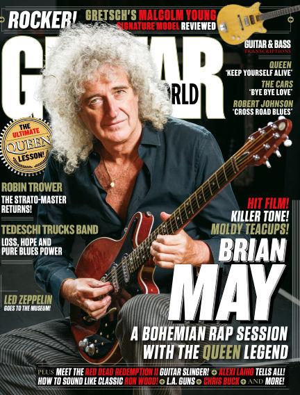 Guitar World April 24, 2019 00:00