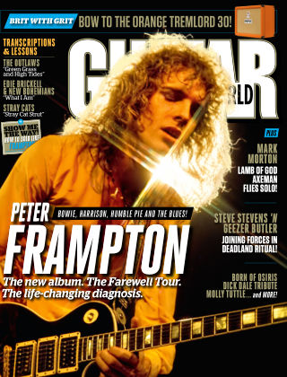 Guitar World July 2019