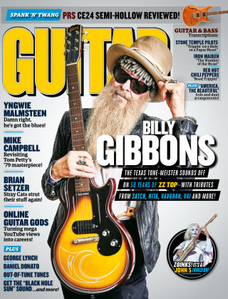 Guitar World August 2019