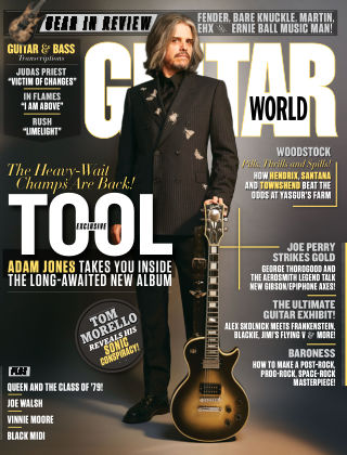 Guitar World October 2019