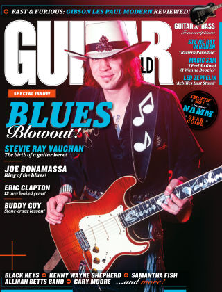 Guitar World November 2019