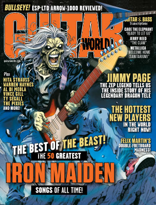Guitar World December 2019