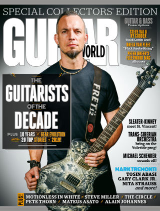 Guitar World January 2020