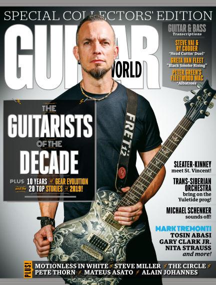 Guitar World December 03, 2019 00:00