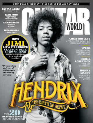 Guitar World February 2020